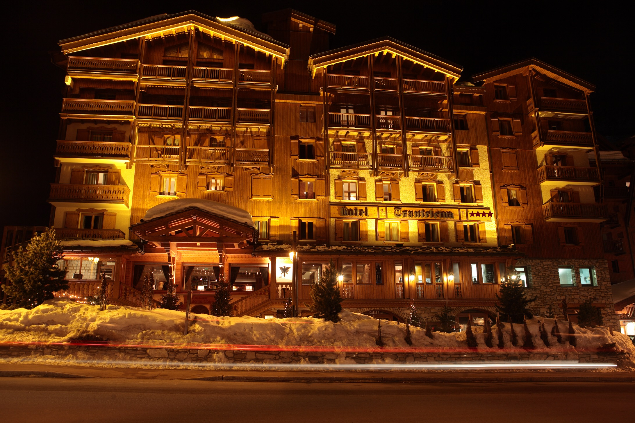 Tsanteleina h tel val d 39 is re for Hotels val d isere